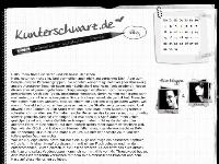 kunterschwarz.de
